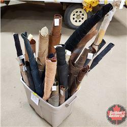BULK LOT : Rolls & Remnants Variety - 33 Rolls