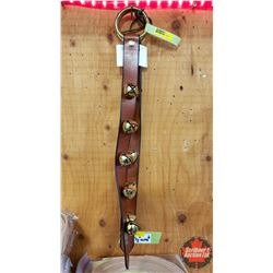 CHOICE OF 10 Bundles - Sleigh Bell Straps (2 Straps Per Bundle)