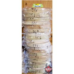 "BULK LOT - BELTING (20 Bags): 1-1/4"" (All Lengths 60""+) (5 Per Bag)"