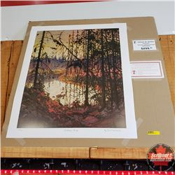 CHOICE OF 2: Group of 7 Limited Edition Prints : Northern River 403/777