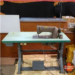 Industrial Sewing Machine - Double Stitcher ~ 'Union Special""