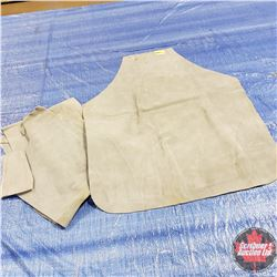 Apron Templates - Split Leather