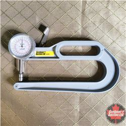 Leather Thickness Gauge 8  Throat