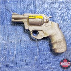 CHOICE OF 47 Vintage Cast Metal Dummy Gun Drones for Holster Making : Colt Mag Carry Glock 19