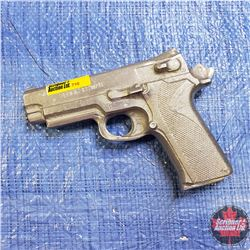CHOICE OF 47 Vintage Cast Metal Dummy Gun Drones for Holster Making : S&W 4006 TSW/N S/W 9mm