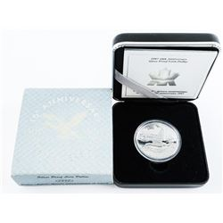 1997 Silver Proof Loon Dollar