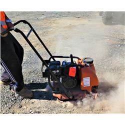 "Multiquip MVC88VTHW Honda GX160 Plate Compactor w/Water Tank, 20"" Wide (Runs See Video)"