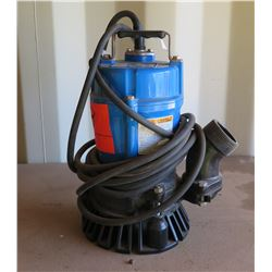 Tsurumi  HS2.4S Electric Submersible Pump