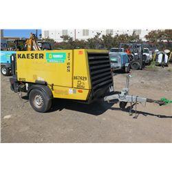 Kaeser 400CFM Air Compressor (Starts & Runs See Video)