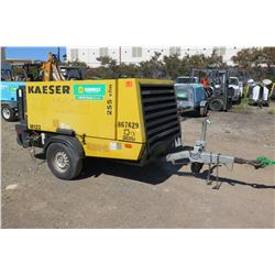Kaeser 400CFM Air Compressor (Starts & Runs See Video)