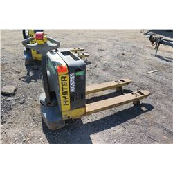 Hyster Electric Pallet Jack (Works See Video)