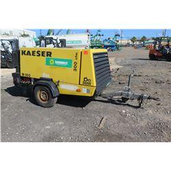 Kaeser M100 Portable Air Compressor (Starts & Runs See Video)