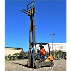 Doosan G30P-5 Forklift (Runs and Works See Video)