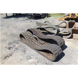 Used Mini Excavator Tracks