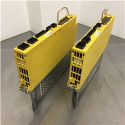 (2) Fanuc A06B-6093-H153 Servo Amplifier Unit