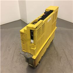 Fanuc A06B-6066-H006 Servo Amplifier *MISSING COVER SEE PICS*
