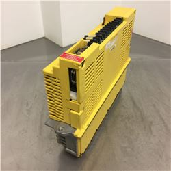 Fanuc A06B-6066-H006 Servo Amplifier *MISSING COVER SEE PICS*
