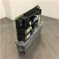 Fanuc Servo Amplifier *PARTS ONLY SEE PICS FOR DETAILS*