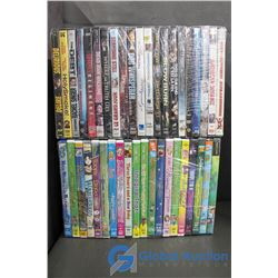 (41) DVDs