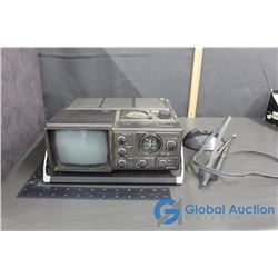 Magnasonic Portable TV