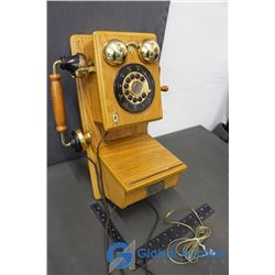 Modernized Vintage Looking Telephone