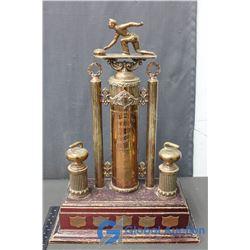 Curling Trophy