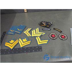 Airforce Rank Badges