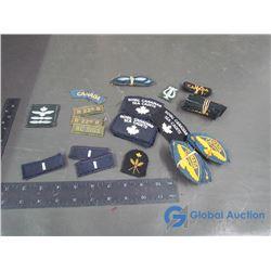 Sea Cadets Badges