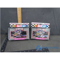 (2) Nascar 50th Anniversary Limited Edition Playing Cards Sets