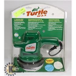 "TURTLE WAX 6"" RANDOM ORBIT WAXER/POLISHER"