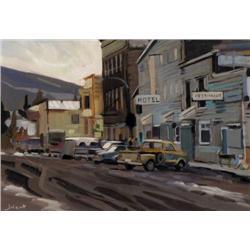 Jim Vest - IN DAWSON CITY, Y.T.
