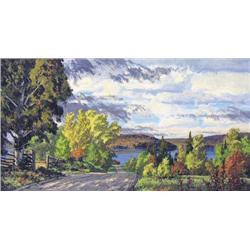 Paul Rodrik - THE BRAE ROAD: ON THE LAKE OF BAYS