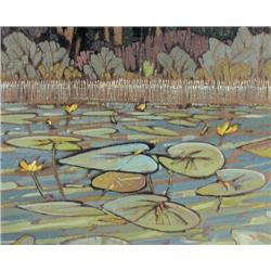 Ted Godwin - WILD RICE, LILY PADS, & SUMMER BREEZ