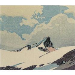 Walter Joseph Phillips - MOUNT NICHOLAS