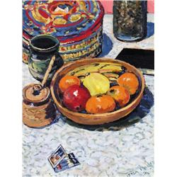 Stan Phelps - STILL LIFE WITH CHARLES AND LADY DI