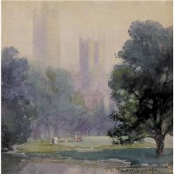 Frederic Marlett Bell-Smith - THE TOWERS OF WESTM