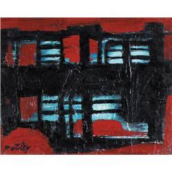 Llewellyn Petley-Jones - IRIDESCENCE; 1958