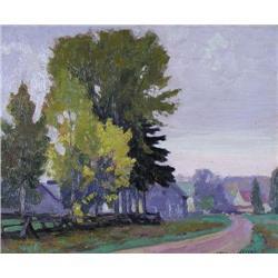 Frederick Stanley Haines - GREY MORNING, MINDEN