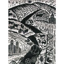 Dora Helen Mackie - TRAVELLING NORTH