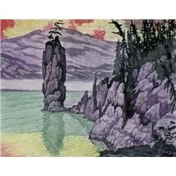 Nicholas Hornyansky - SIWASH ROCK, BC