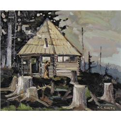 Keith C. Smith - LADY FIRE LOOKOUT DURING THE PER