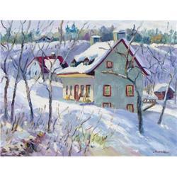 Francine Noreau - MARCH SNOW