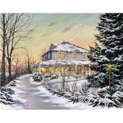 Marnie A. Collins - THE DEANE HOUSE