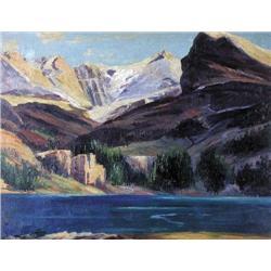William Stanley - LAKE O'HARA