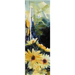 Henry deJager - YELLOW FLOWER