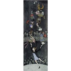 Mychael Barratt - THE BALANCING ACT