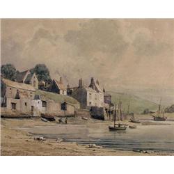 Alfred Crocker Leighton - CRESTON, PLYMOUTH, DEVO