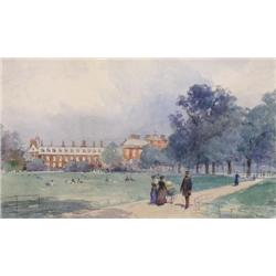 Frederic Marlett Bell-Smith - KENSINGTON PALACE