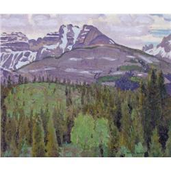 Frederick Stanley Haines - NEAR FIELD, BC