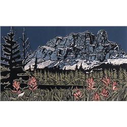 June Thomsen - CASTLE MOUNTAIN
